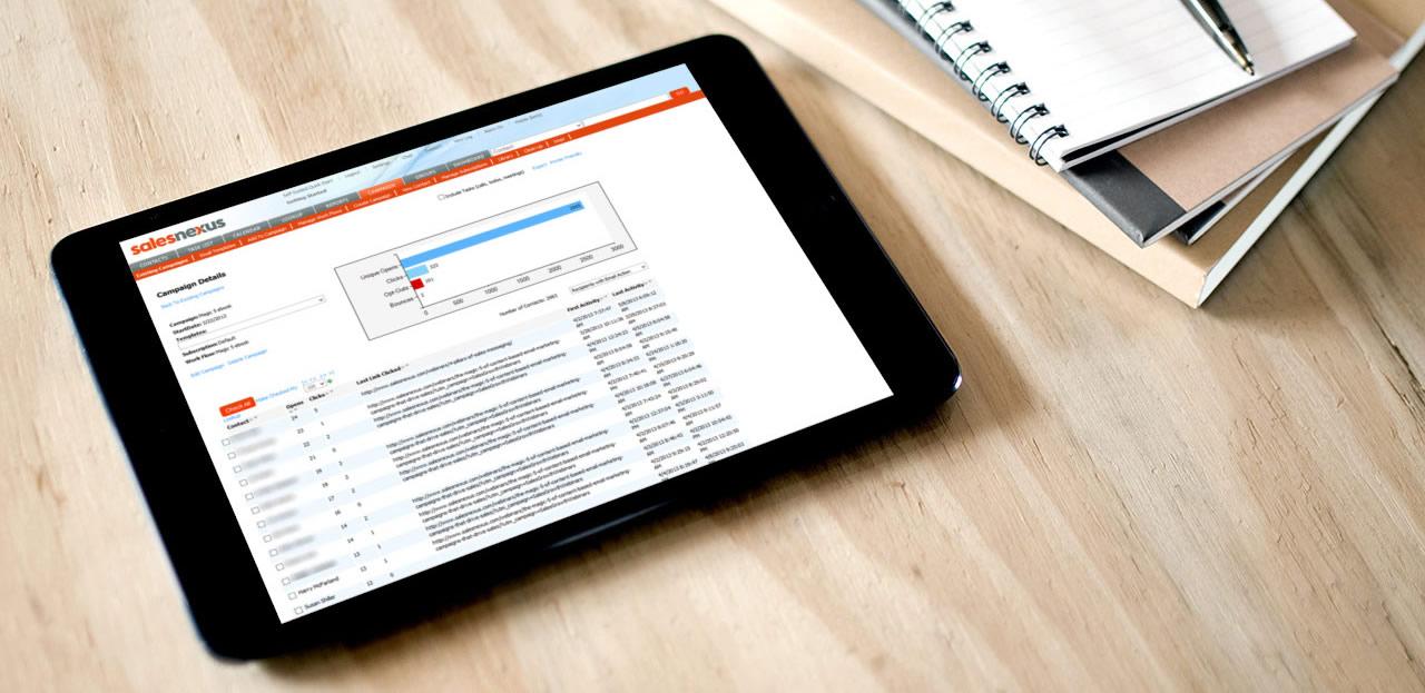 Sales Nexus Online CRM