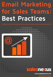Email Marketing for Sales Teams - Best Practices