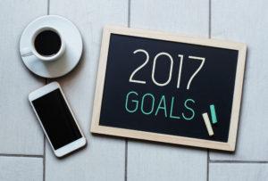sales goals 2017