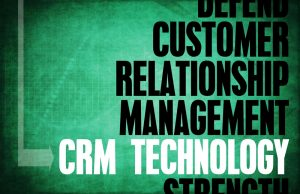 CRM is managing customer relationships
