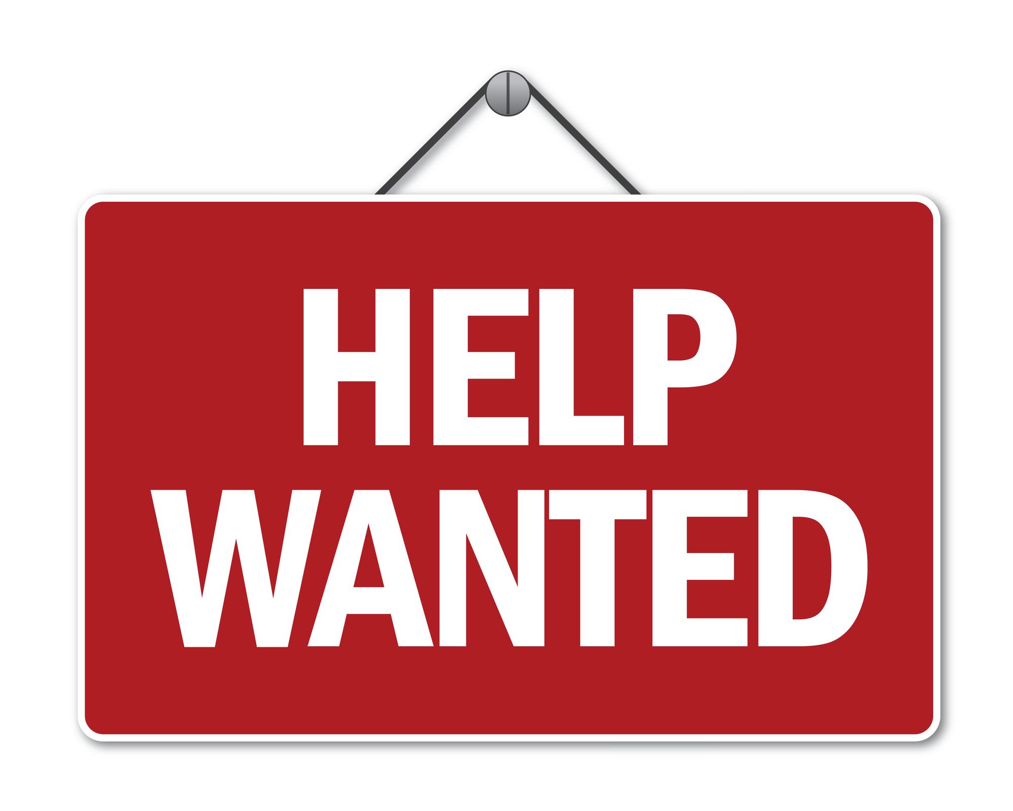 Hiring Sales People - Help Wanted