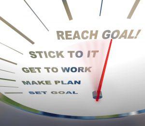 Reaching Sales Goals