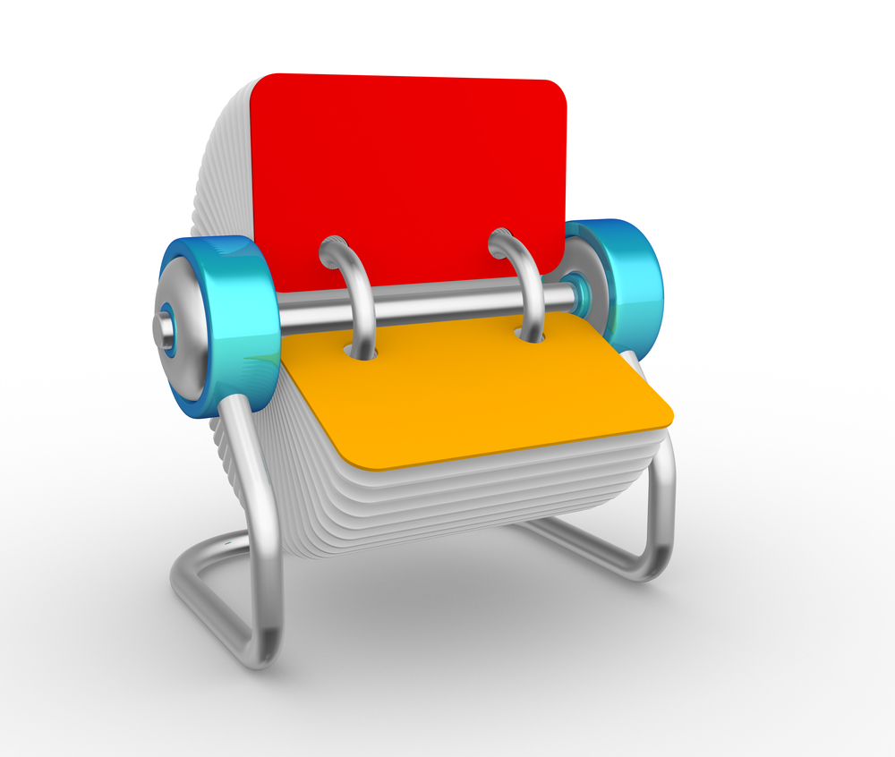 Online CRM Rolodex in Cloud