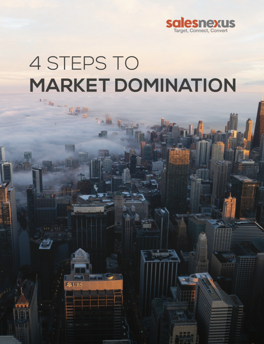 4 Steps To Market Domination-Achieve Sales Success