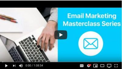 Email Marketing masterclass series