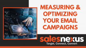 Measuring and Optimizing your Email Campaigns