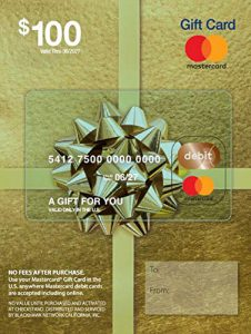 Master Card Gift Card