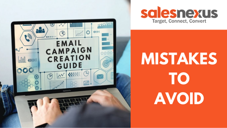 Mistakes to Avoid in Creating Email Campaigns