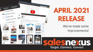 April 2021 Release