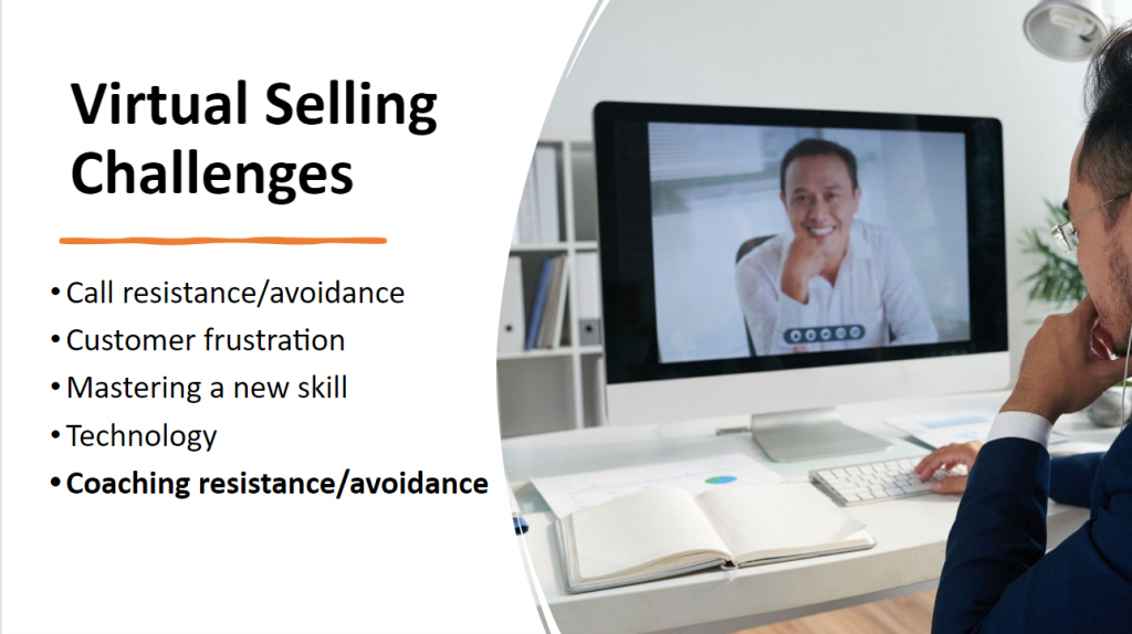 Virtual Selling Challenges