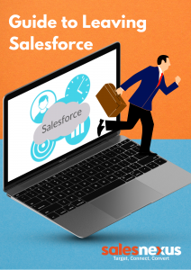 Finding a Salesforce Alternative