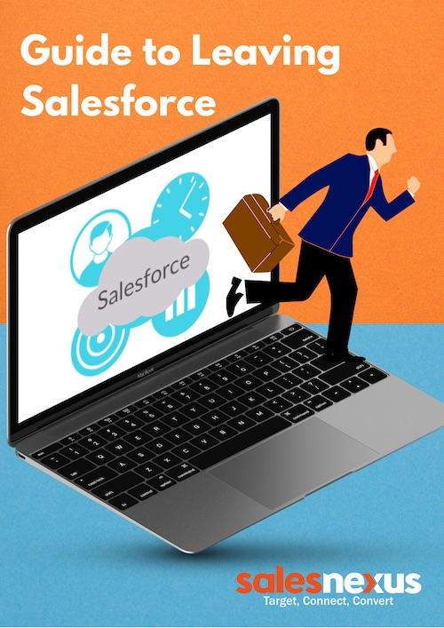 Guide to Leaving Salesforce cover