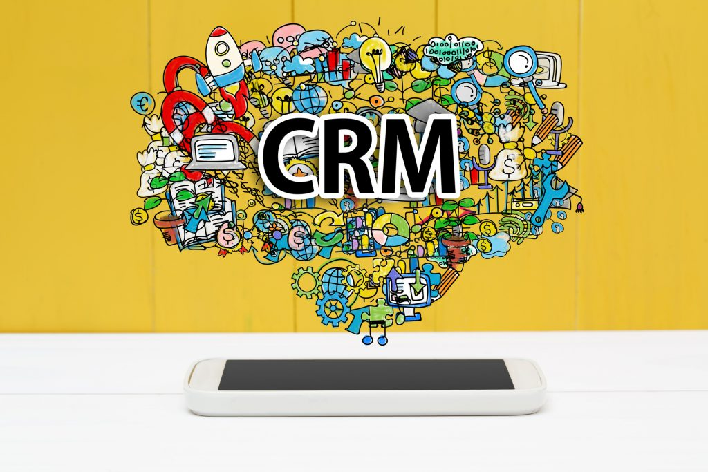 How Do I Manage an Online CRM for Sales Teams section photo