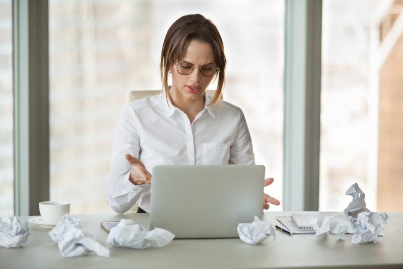 Poorly Maintained Customer Information in CRM Software