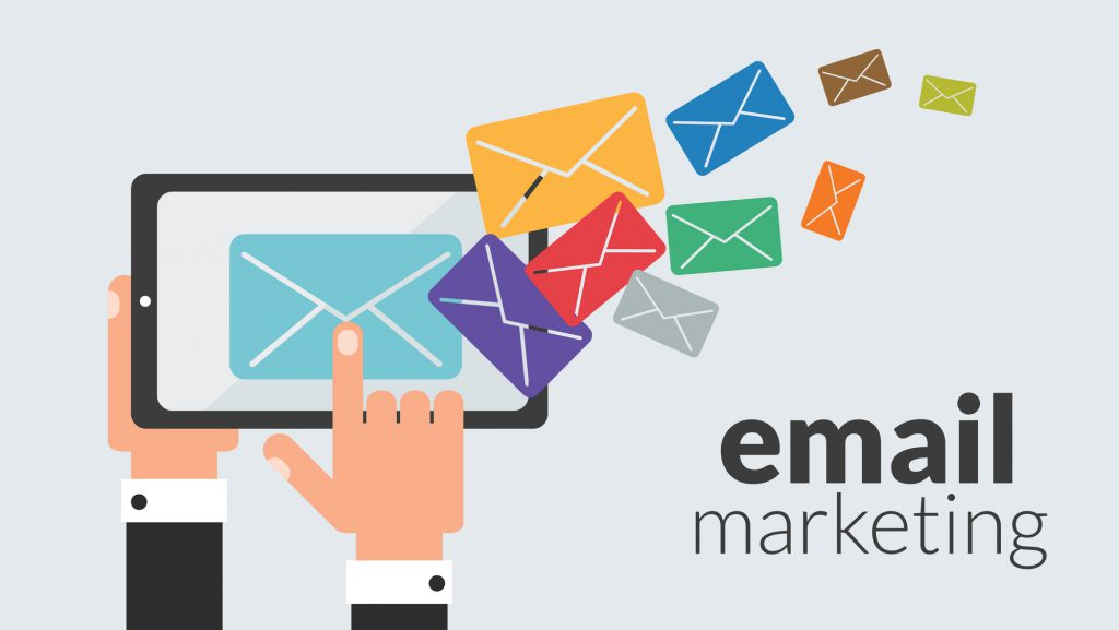 Email martketing section photo