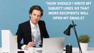 Writing Good Email Subject Lines